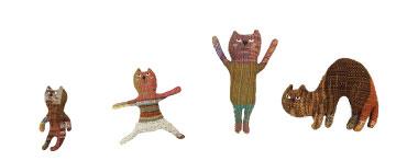 ニシピリカの表現者たち
